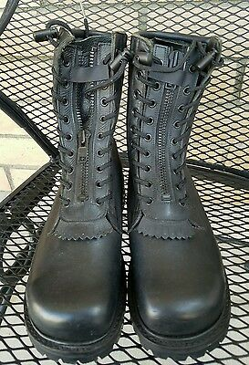 Firefighter 4 Station Boot 9 1/2 EE *NEW*
