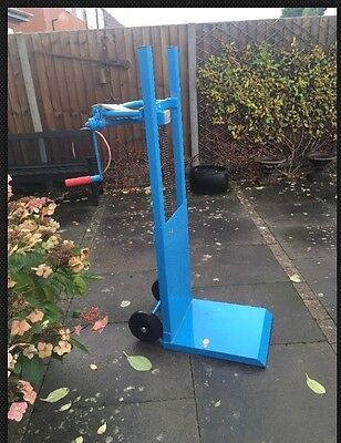 Heavy Duty Sack Barrow With Wind Up Base 2 Available