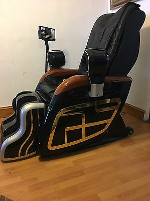 Electric Massage Chair Luxury Recliner Beauty Professional