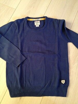 Pull PEPE JEANS 8 Ans Superbe