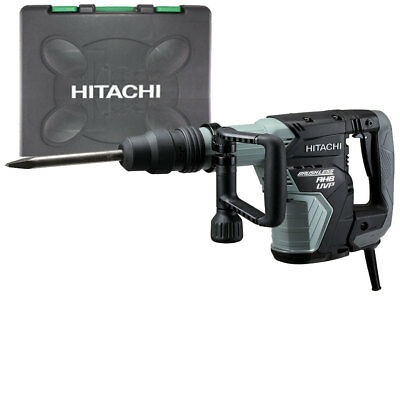SDS Max AC Brushless Demo Hammer Hitachi H45MEY New