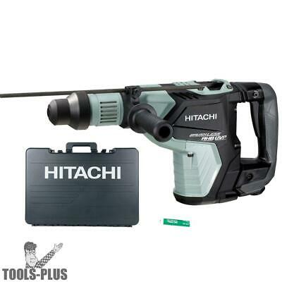 "Hitachi DH45MEY 1-3/4"" Brushless SDS Max Rotary Hammer w/ UVP New"