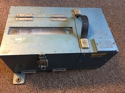 Impact Register TH-E Recorder Pennsylvania RailRoad in Original Case Vintage