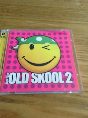 Back to the old skool 2 - Various Artists