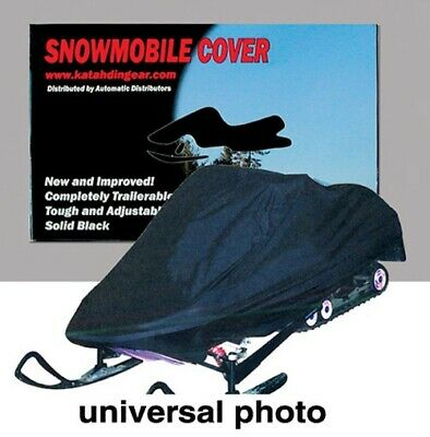UNIVERSAL COVER for Snowmobile POLARIS INDY TRAIL TOURING (Long Track) 1996-1997