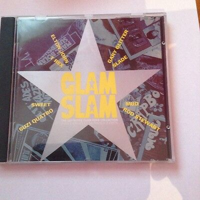 Glam Slam the definitive glam rock collection - various artists