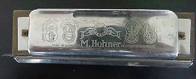Hohner Chromatic Harmonica The Chromonica 10 hole Germany fabrique en allemagne
