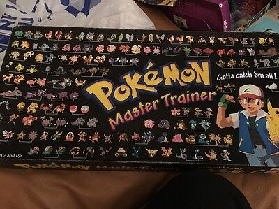 Pokemon Master Trainer Game: 1999 Incomplete REPLACEMENT PARTS