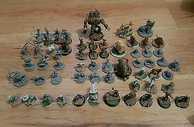 Malifaux Gremlin Army Collection, Cards and Rulebook