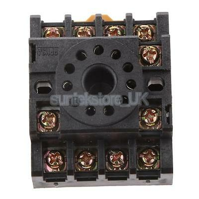 11 Pin Relay Socket For JQX-10F MK3P JTX-3C Relay