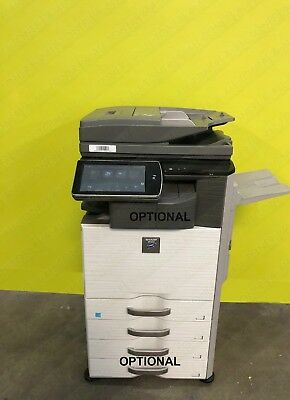 Sharp MX M565N Mono Tabloid-size Printer Copier Scanner All-in-One 56PPM