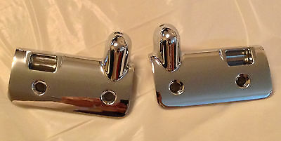 PG Classic FC-2299-R 1963 Ford Falcon Galaxie Convertible Top Latches Recievers