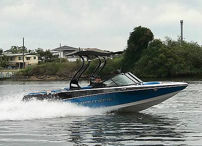 2011 Nautique Sport 200 Wakeboard Boat And Trailer. Finance Available