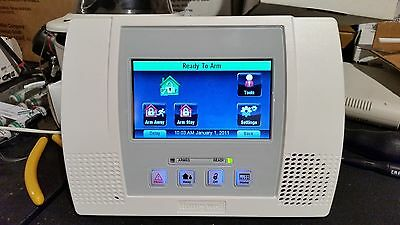 Used Honeywell Lynx Touch1 5000 Security System Panel Touchscreen
