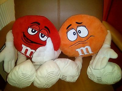 m and ms  soft toys