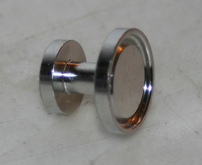 """1"""" Sanitary Fitting End Cap With Knob"""