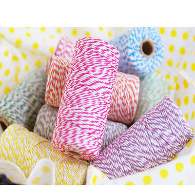 3 Roll Kitchen Cotton Twine Cooking String Bakers Twine Crafts and Gift Wrapping