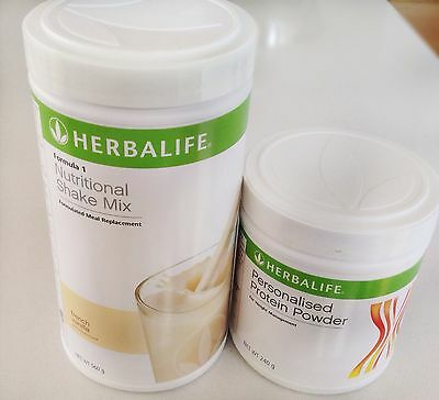 Herbalife Shake Formula 1& Protein Powder, Weight Loss, Meal Replacement AU 2018