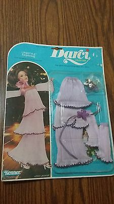 RARE MIP Vintage DARCI cover girl lifestyle fashions LOVELY LAVENDER Kenner