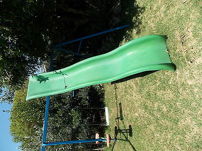 Fiberglass Fibreglass 3M RETRO Pool Cubby House Slide Slippery Dip P/UP MELB
