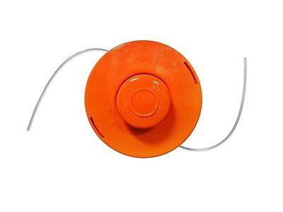 Actecmax Petrol Strimmer Replacement Bump Feed Line Spool Head