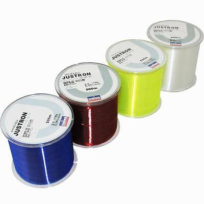 500M Super Strong Daiwa Fishing Line Japan Monofilament Nylon Lines Fish Tackles