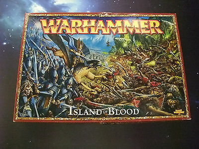 Warhammer Island of Blood