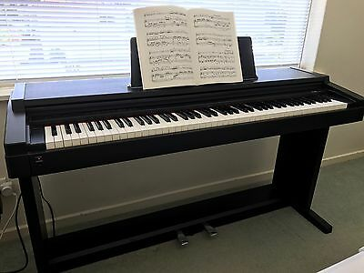 Roland HP1700L digital piano (88 key)