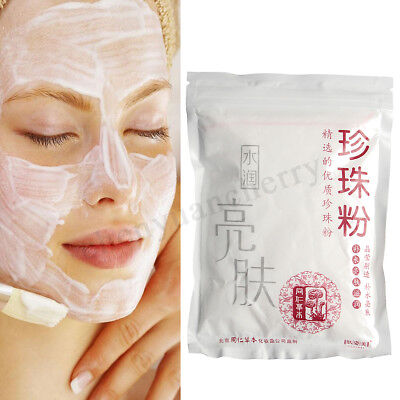 250g Pure Seawater Pearl Powder Face Mask Powder Makeup Whitening Skin Care