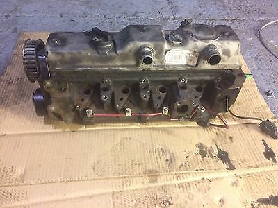 Ford Focus/ Connect Mk 1 1.8 TDCI 115 Cylinder Head - Complete