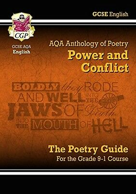 New GCSE English Literature AQA Poetry Guide - Power and Conflict Anthology