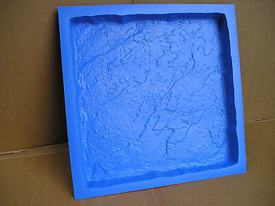 New set of 20 Wavy Edge Cheshire Pattern Moulds 450mm x 450mm x 38mm
