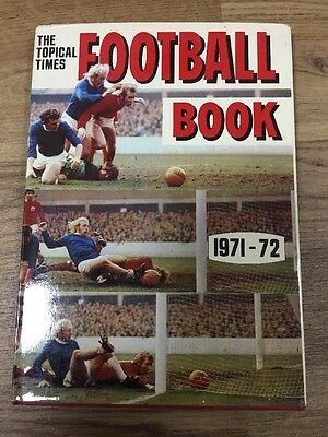 The Topical Times Football Book (1971-72)
