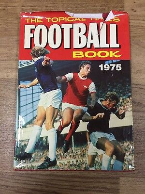The Topical Times Football Book (1975)