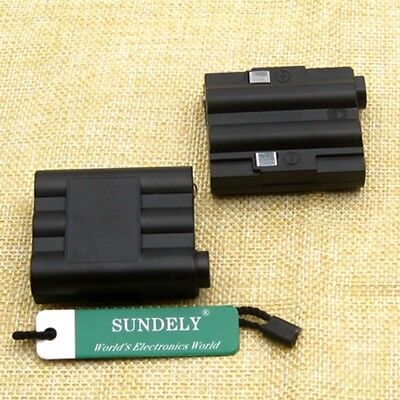 2x Battery Pack  Midland Radio Walkie Talkie BATT-5R GXT600 GXT635 GXT650 New