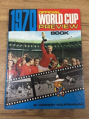 Official World Cup Preview Book (1970)