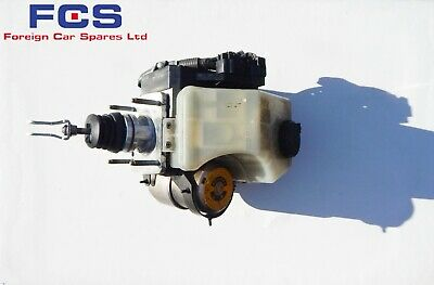 98-02 Mk2 Lexus Gs300 Brake Servo Booster Master Cylinder Abs Pump Unit