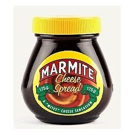 Brand New Full Sealed 175g Jar of Cheese Marmite Spread - Expires 3rd July 2017