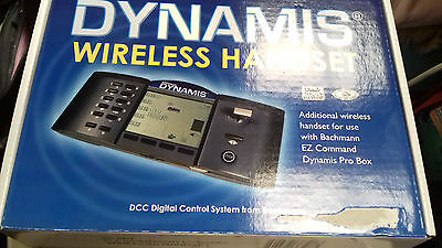 Bachmann E-Z Command Dynamis Wireless Handset 36-507 - Boxed