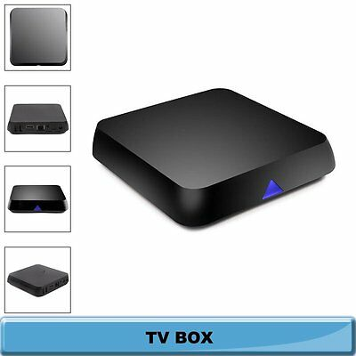 Quad Core 1G 8G Android 4.4 TV Box Fully Loaded Media Player Sports Movie