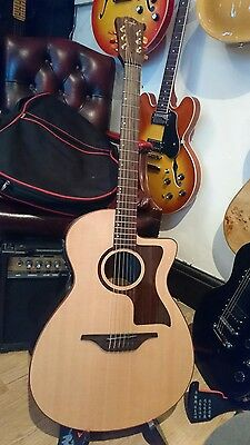 Layke Huron Electro acoustic Guitar with FISHMAN