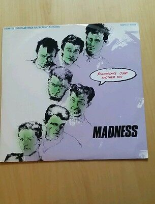 Madness Tomorrow's Just Another Day 12Inch Vinyl Single
