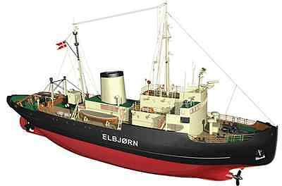Billing Boats Elbjorn Icebreaker (B536) Model Boat Kit