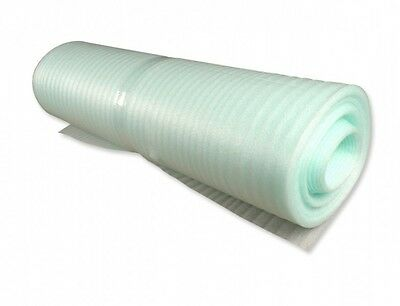 6mm White Underlay for Laminate and Wooden Flooring Acoustic Thermal Foam