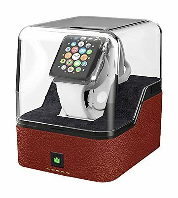 Trident Case Odyssey Valet Portable Charging Pedestal for Apple Watch 38mm, 42mm