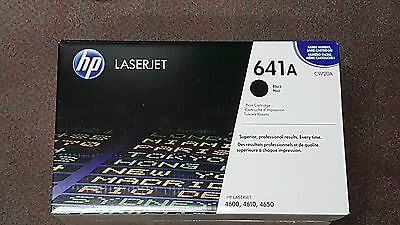 HP LaserJet Black toner cartridge C9720A for 4600, 4610 4650 printers - NEW