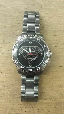 NEW SUPERMAN WATCH  (Stainless Steel)