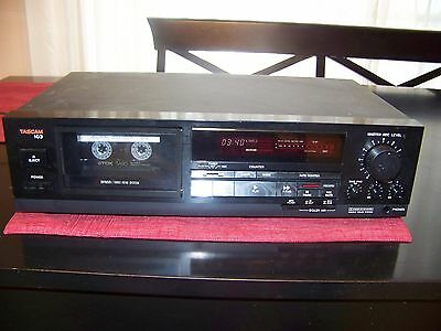 Tascam 103 3 head Dolby B & C HX PRO Stereo Cassette Play Tested Excellent