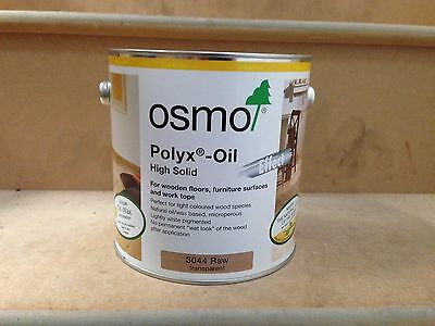 Osmo Polyx-Oil High Solid Raw 3044