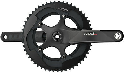 SRAM RED BB30 172.5mm 52/36T 110BCD Crankset (eTAP Graphics)